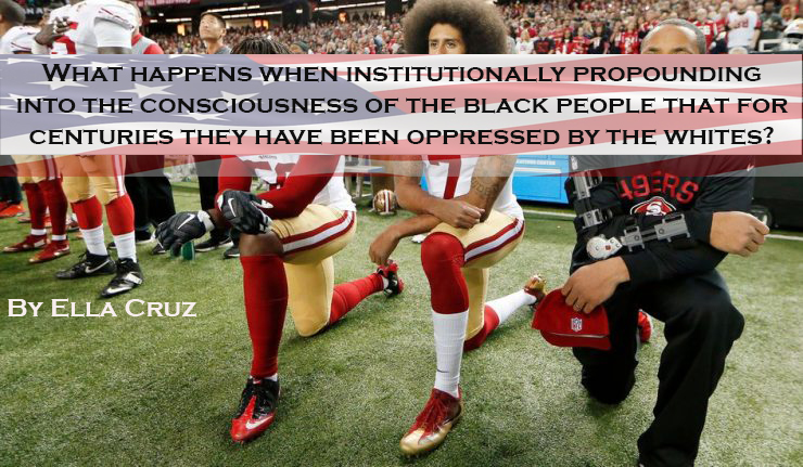 Obsessed with Oppression