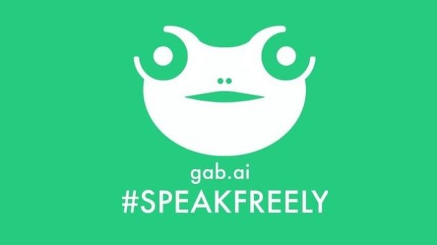 Get on Gab and enjoy Free Speech