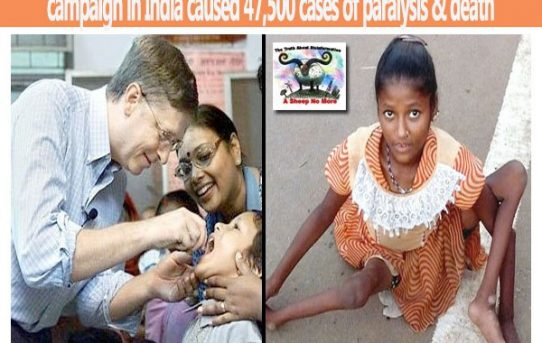 Bill Gates Is Obsessed With Overpopulation. He Produces Vaccines & He Has Personally Put Forward  $2.5 Billion To Spread Vaccines Across The Globe