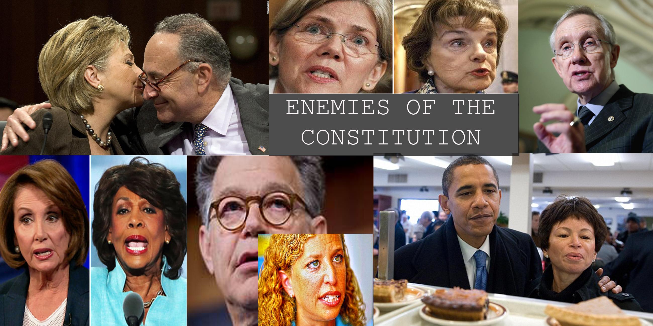 Nasty Democrats