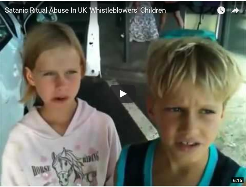 Gabriel & Alisa (Hampstead Kids) Are Just Examples of Everyday Missing Children Kept In Adrenochrome Breeding Camps
