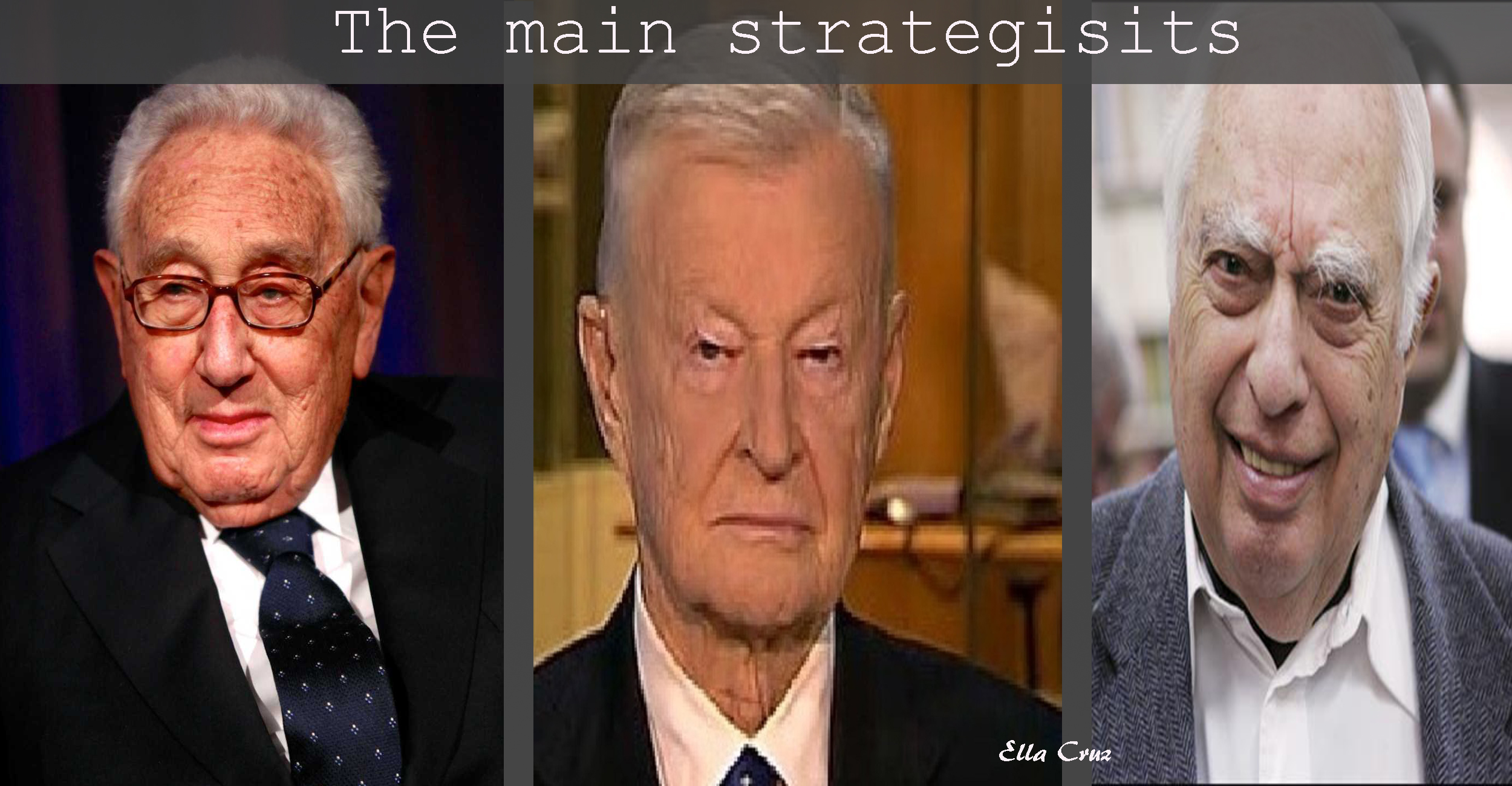 The Main Strategist Was Not Soros
