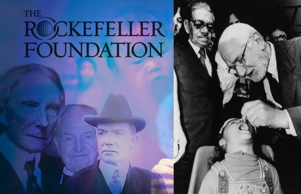 How Did the Rockefellers' Story of Sterilization and Depopulation begin?
