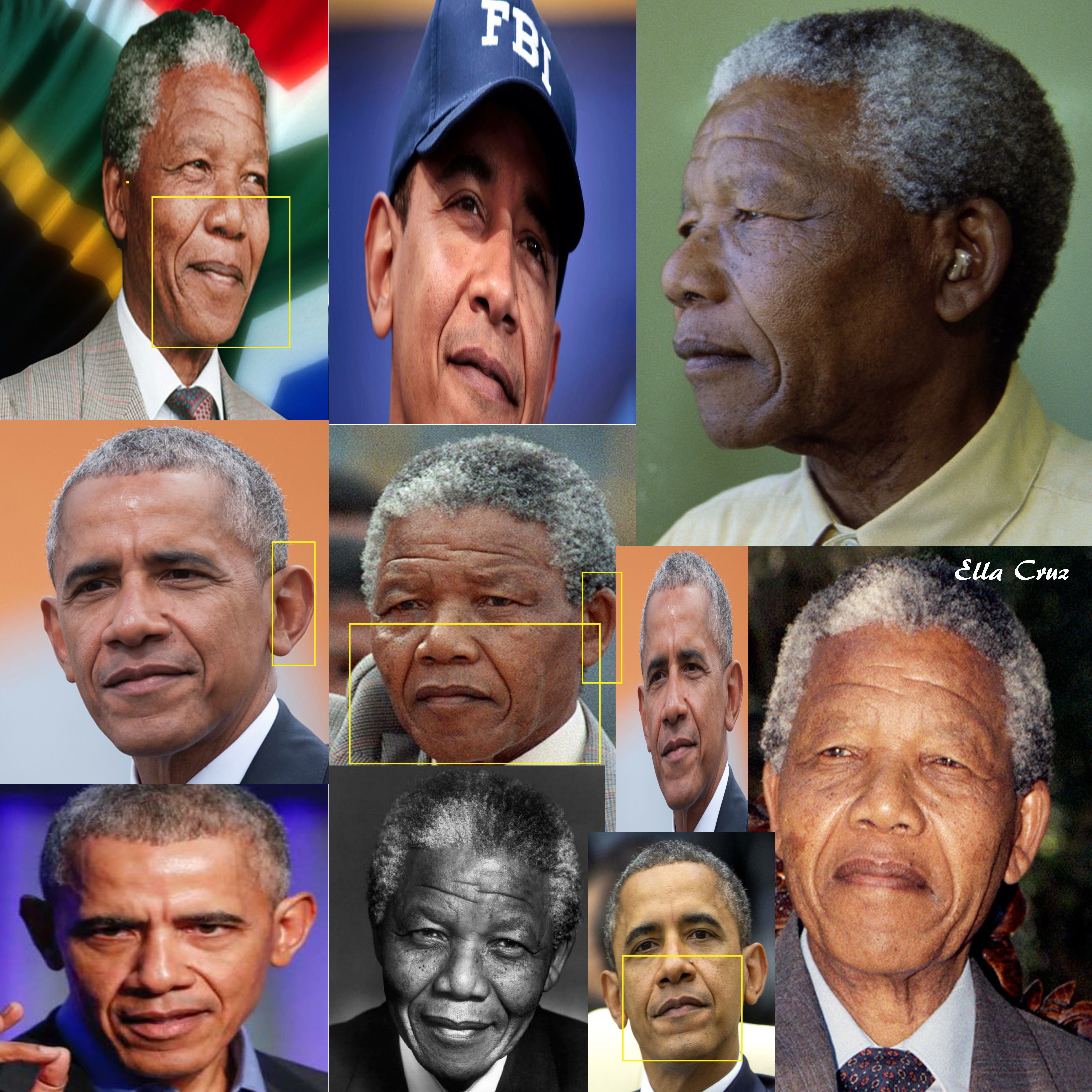 "Barack Mandela?? A ""Consideration"" By The Author"