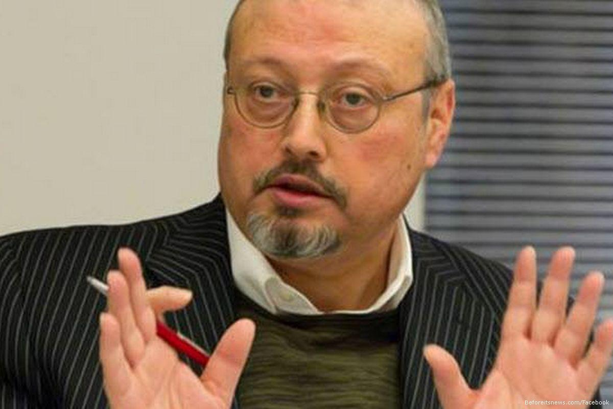 Smelling Updates On Jamal Khashoggi's Case