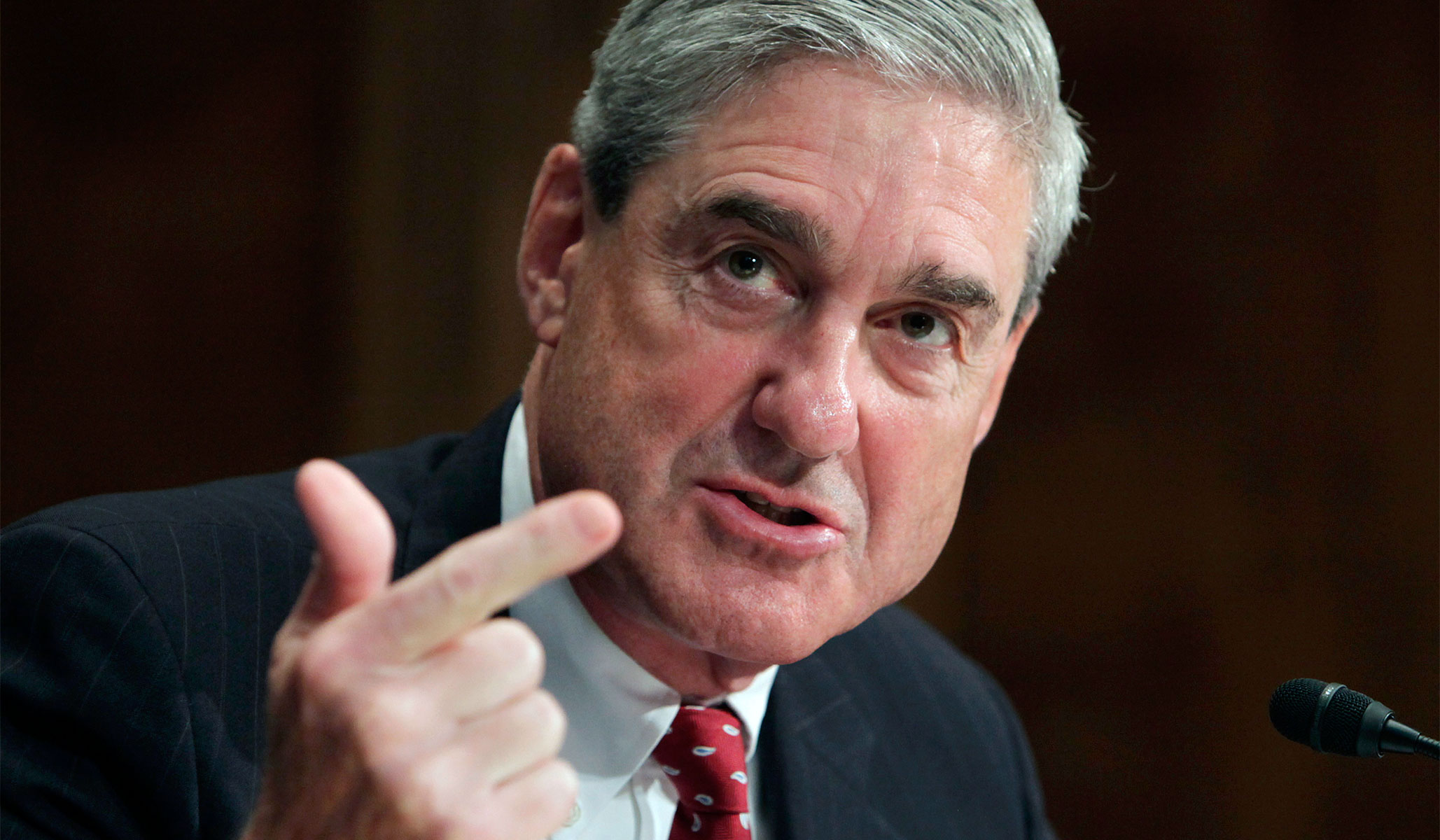 Update; The Gatewaypundit Put Up The Story Again. Robert Mueller Accused of Rape