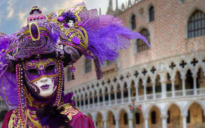 New Event, February 2019, Venice. The Grand Masquerade Ball
