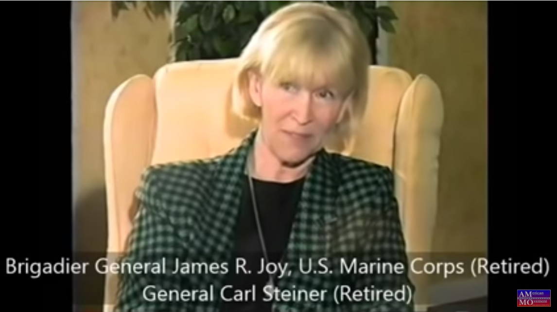 Kay Griggs Reveals Secrets Of Military and Government -FULL Interview 1998