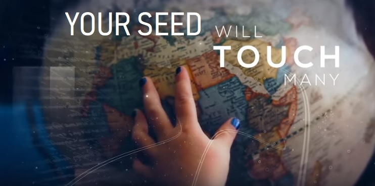 God Has Marked Your Seed