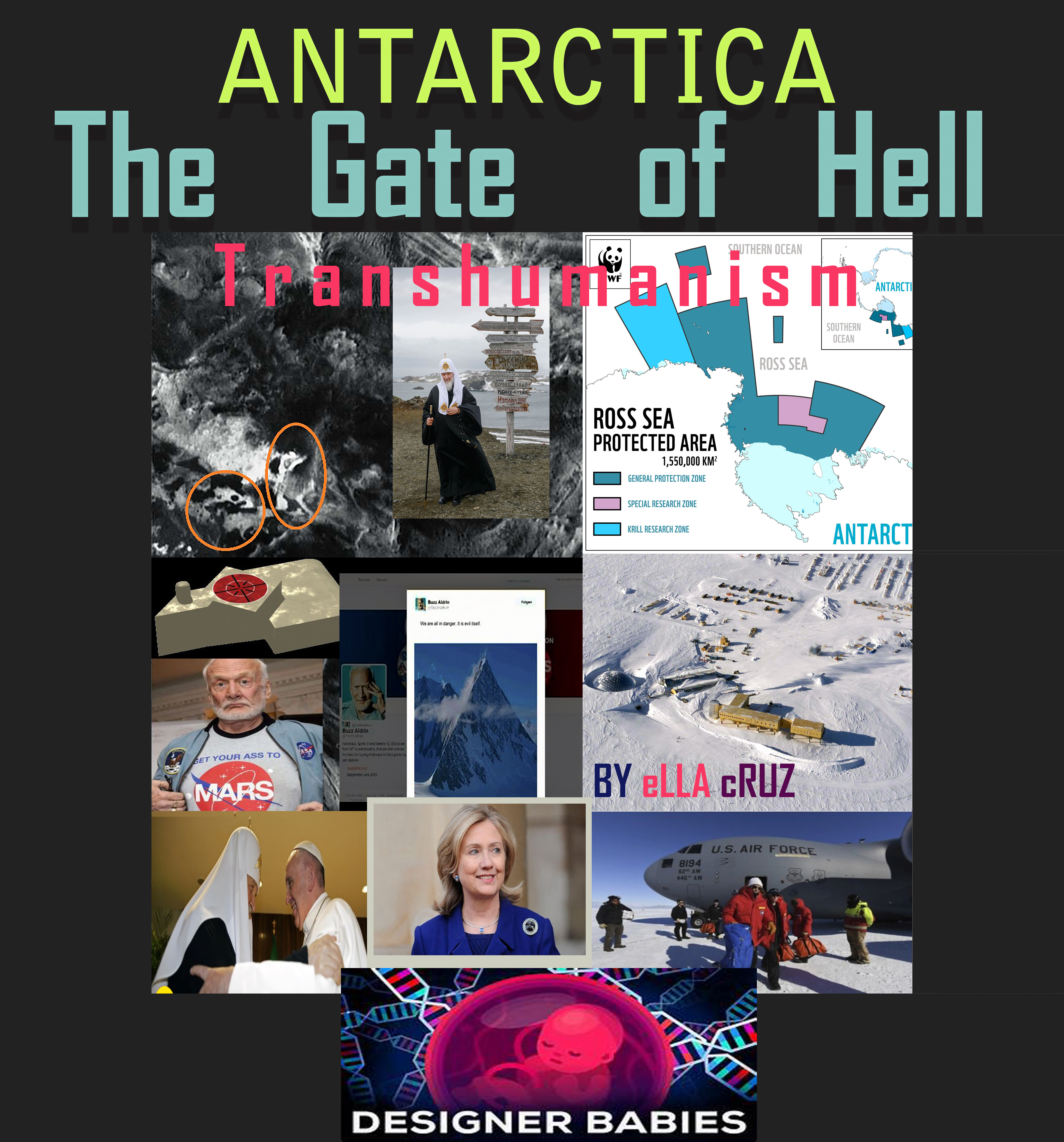 Antarctica; The Gate of Hell