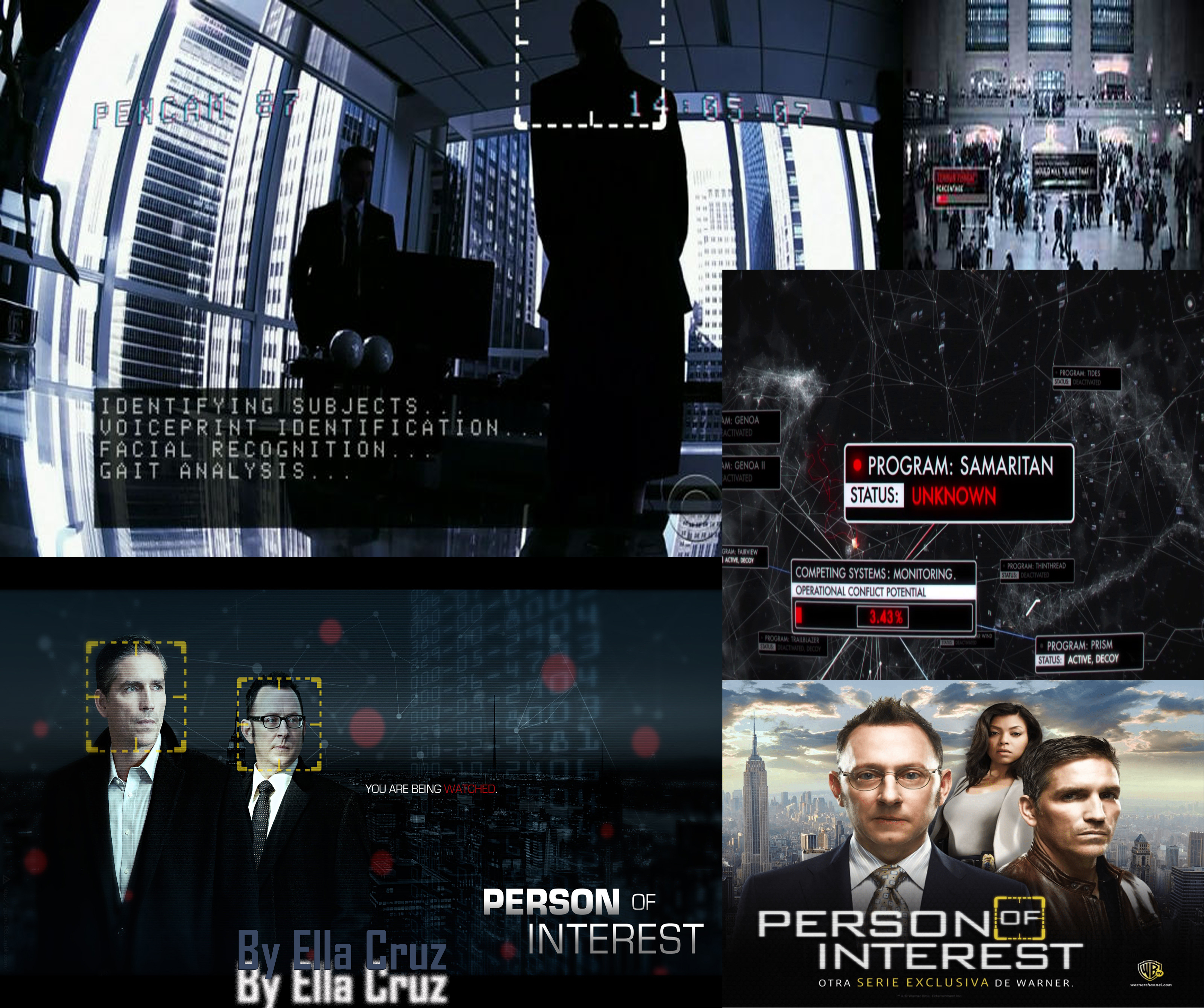 """Chinese Version of """"Person of Interest"""" Is Not A Fiction But The Rule of Law"""
