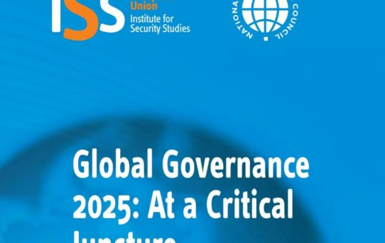 "The ""Global Governance 2025"" Is A Joint Agreement Between The UN & The EU, Taking Control Before 2025, Due To A Pandemic, Biological Attack, or An Asteroid"