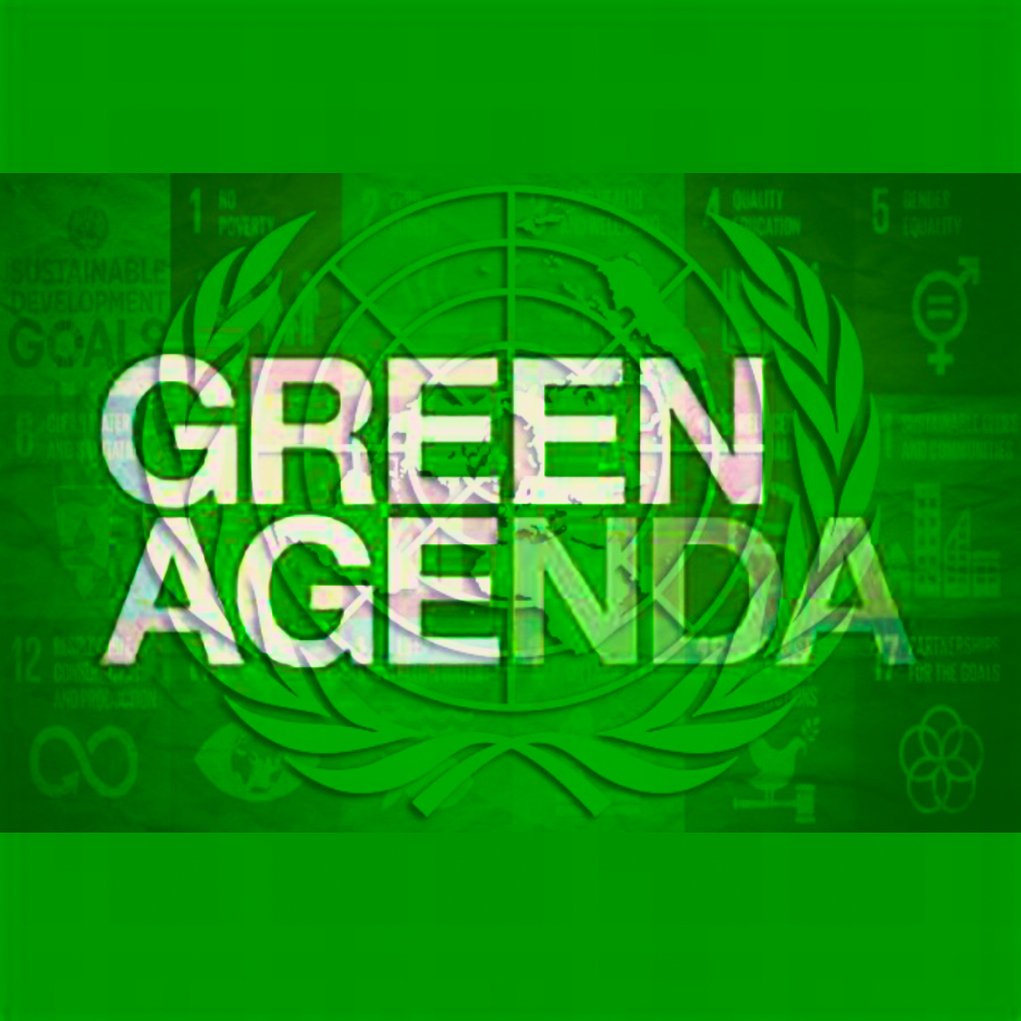 Green Agenda; A Scam Based On A Hoax