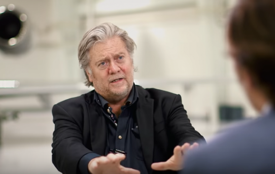 Steve Bannon On America's Geopolitical Landscape Regarding China- Back In Aug 2019