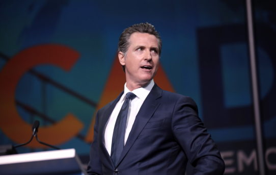 Gavin Newsom's New Craze: 25.5 Million People In California Will Be Infected Over An Eight-Week Period
