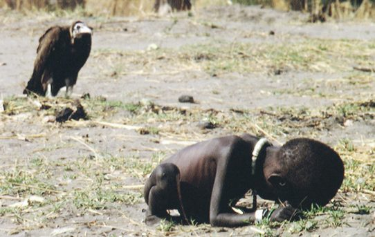 The Case of Kevin Carter; The Man Killed Himself But Do We Forgive Him?