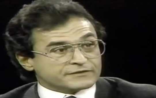 Tony Podesta's Anti-Christian Interview For Crossfire 1988