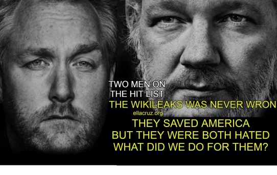 It Was The WikiLeaks...It Has Always Been The WikiLeaks