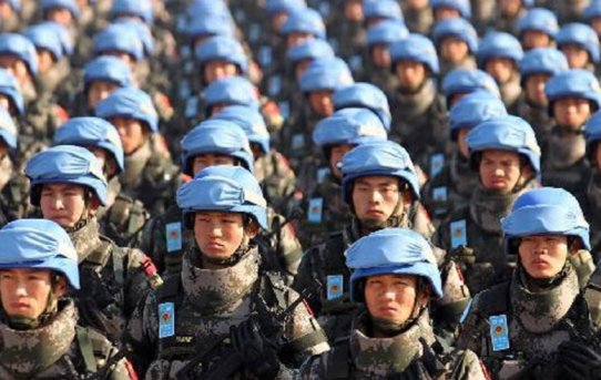 The UN Troops In Virginia?