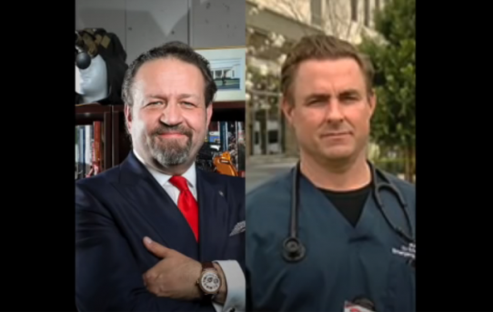 Dr. Gorka's Interview With The Most Banned Doctor On The Internet. Why Facts Don't Matter Anymore? Dr. Dan Erickson
