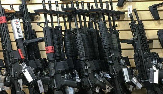 Amid Canada's Gun-Ban Democrat Gun Grabbers Are Cheering