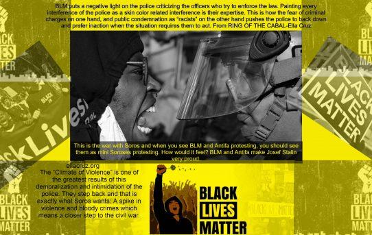 Soros & Black Lives Matter