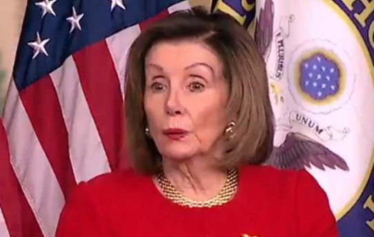 Breaking: House Impeached President Trump--by The GateWay Pundit