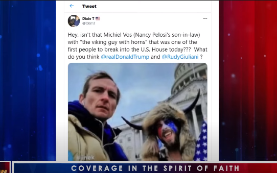 Pelosi's Son In Law Caught Red-Handed