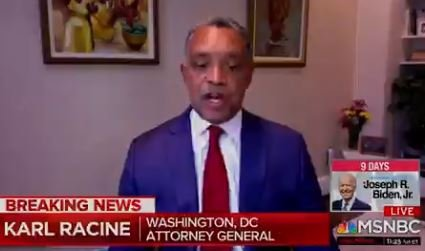 They Impeached President Trump, Now They Are Going To Charge Him. DC's Attorney General Is On The Move--The GateWay Pundit