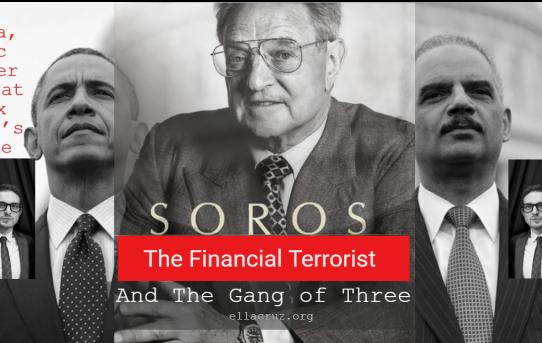 Flashback: Obama, Holder Meet at Alex Soros's House