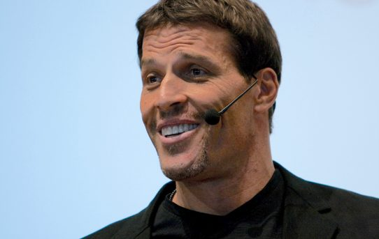 Wow, Motivational Speaker Tony Robbins Questions Covid-19 Death Rates