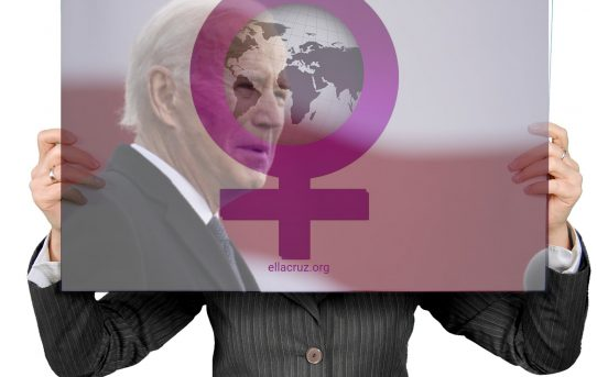 Joe Biden's 'War on Women': Equality Act to End Legal Recognition of Biological Sex- by Breitbart
