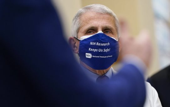 """Post Vaccination Will Be Just As During the Pandemic; Wear Masks & No Congregation"""" Says Dr. Fauci"""