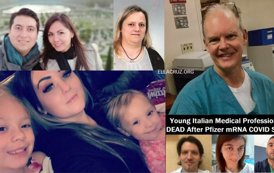 Wow Shocking! List of People (With Photo) Who Died After Taking The COVID-19 Vaccine