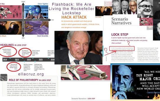 Flashback: We Are Living the Rockefeller Lockstep