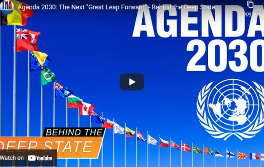 STOP AGENDA 2030-by Alex Newman