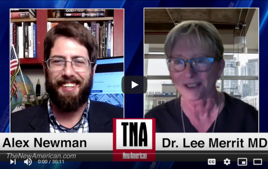 (Video) Dr. Lee Merritt:  The Vaxx Is Preparing The World For A Mass Death Event--by From Rome