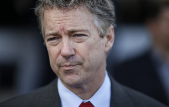 'Throw away your masks and burn your vaccine passport': Rand Paul-by WND