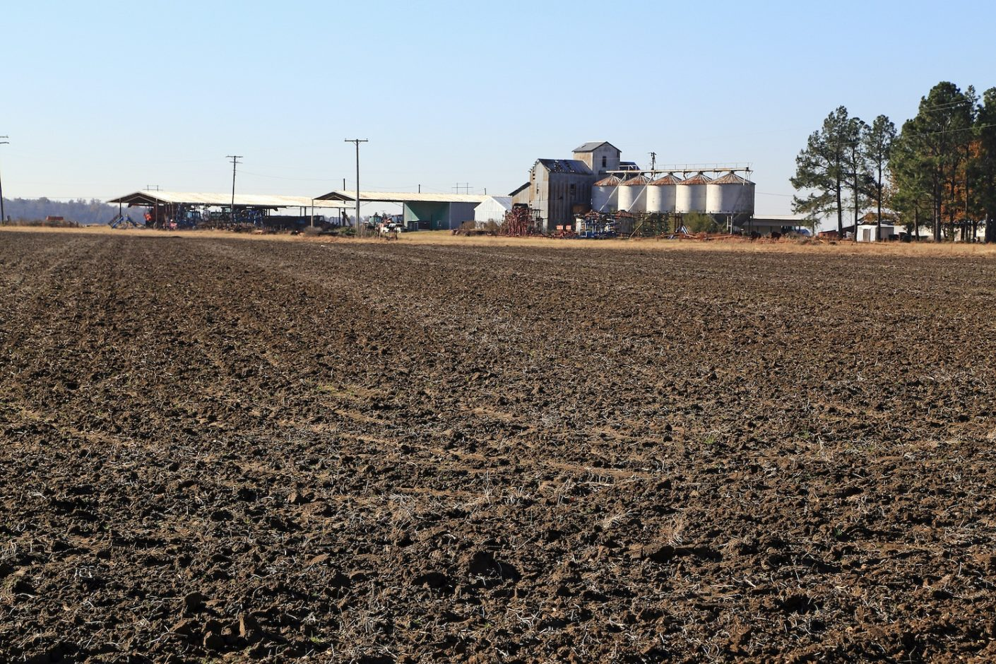 The Biden administration will pay farmers more money not to farm