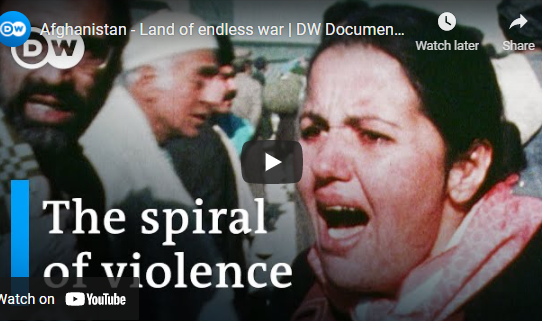 Afghanistan - Land of endless war | A Heart Breaking Documentary