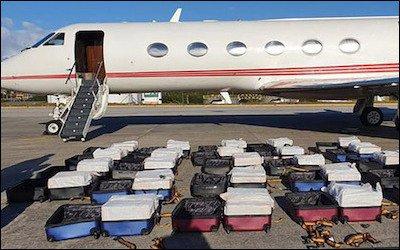 Brazil Seizes 1.3 Tons of Cocaine on Jet Linked to Turkey's President