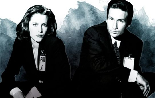 """Video: WHEN """"THE X-FILES"""" DROPS THE TRUTH"""