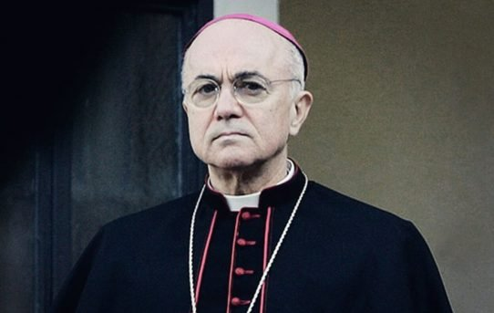Bombshell! Archbishop Viganò Berates The Great Reset Tyranny In an Italian Language Video- Here Is The English Translation